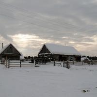 Хурумпауль. Югра. март 2010. Западная Сибирь