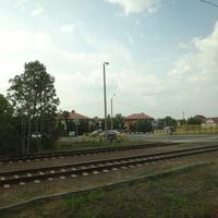 Переезд на улице Войска Польского