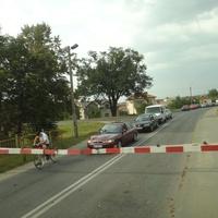 Переезд на улице Виторовска