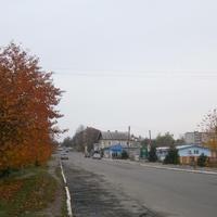 вул. Б.Хмельницького 2013р.
