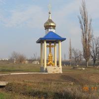 Крест села Бутучень