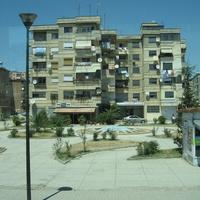 Дуррес, жилые дома