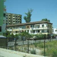Дуррес, гостиница и рестаран