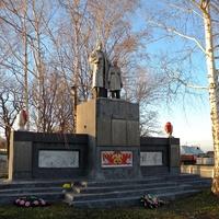 Памятник Воинской Славы  в селе Красная Поляна