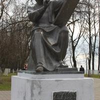 Владимир. Памятник Андрею Рублеву.