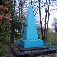 Братская могила красноармейцев села Ржевка