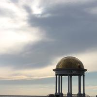 Бердянск. Вид с Приморской площади.