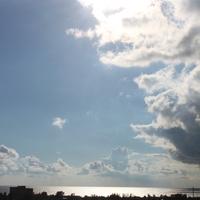 Бердянск. Вид на море с горы.