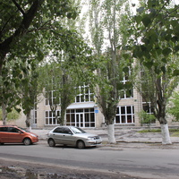 Бердянск. Детско-юношеская спортивная школа.
