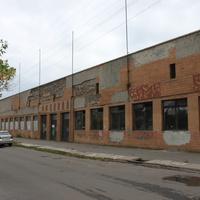 Бердянск. Городской стадион.
