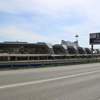 Здание нового аэровокзала