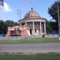 Троицкий Собор в Яготине
