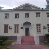 Яготинская картинная галерея, расположенная в сохранившейся части усадьбы Репниных-Разумовских