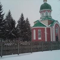 Церковь возле больницы