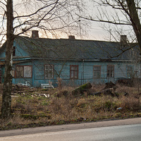 Дом в Пионере