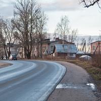 Дорога в Пионере