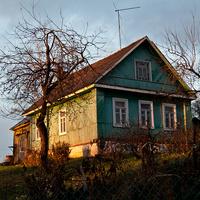 Дом в Ям-Ижоре
