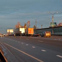 Московское шоссе в Ям-Ижоре