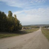 Въезд в Табарсук
