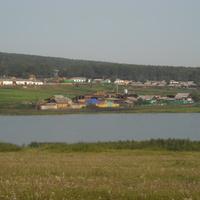 озеро, вид на ул.Чумакова