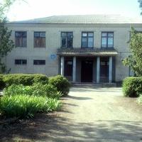Бывшая контора совхоза Большевик