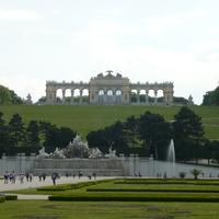 дворец Шернбурн, парк