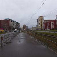 Стародеревенская улица.