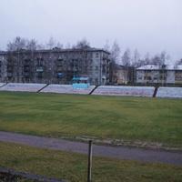 ЗАТО Озёрный. Стадион.
