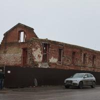 Ростов. Реконструирумый конюшенный двор.
