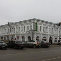 Ростов. Ул. 50 лет Октября, 9/6.