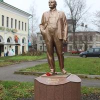 Ростов. Памятник В.И. Ленину.