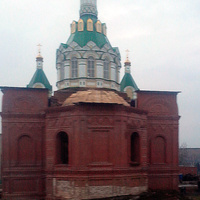 Михайловск. Церковь Рождества Христова. 2013 г