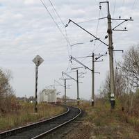 Перегон Моршин - Стрый и мост через р. Стрый