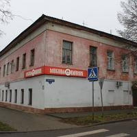 Ростов. Ул. Володарского, 1.