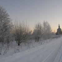 Зима в Богородском