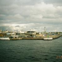 Хельсингёр, в порту