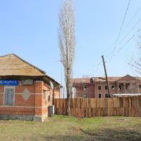 Здание почты в Подстепном