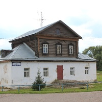Дом персонала, начало XX века