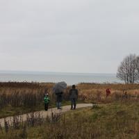 Переславль-Залесский. У Плещеева озера.