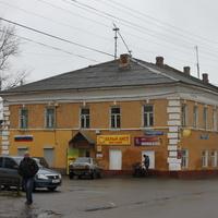 Переславль-Залесский. Ул. Кошелевская.