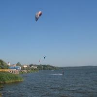 На Себежском озере