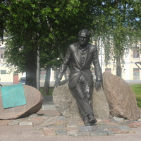 Памятник З.Гердту