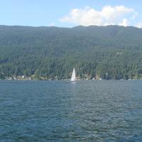 Ванкувер, залив