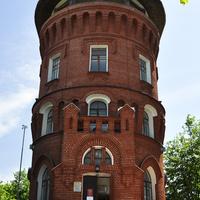 Водонапорная башня, музей и смотровая площадка