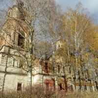 Церковь Успения Пресвятой Богородицы, 1774 года постройки
