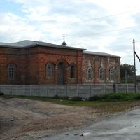 Церковь Новое Березово