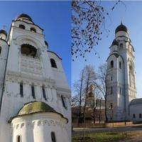 Церковь-Колокольня