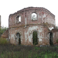 Церковь Старое Березово
