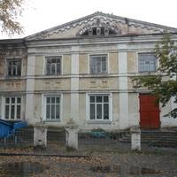 Школа Старое Березово