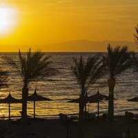 А Красное море в районе Дахаба имеет стойкий запах верблюдов.
